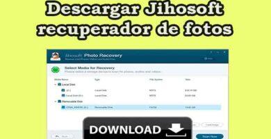 Descargar Jihosoft recuperador de fotos gratis