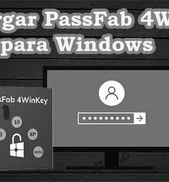 Descargar PassFab 4WinKey