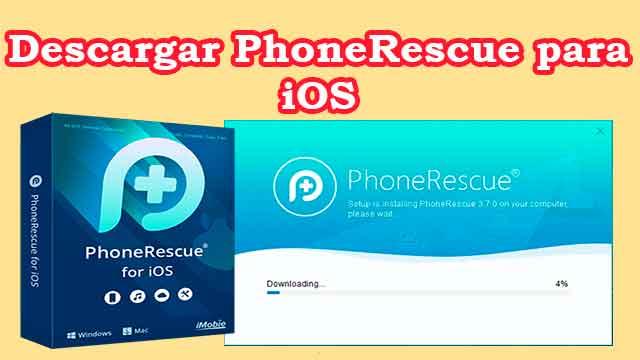 Descargar PhoneRescue gratis