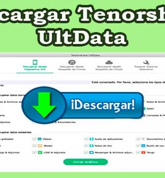 Descargar Tenorshare UltData