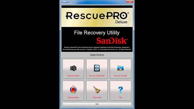 Recuperar fotos de tu tarjeta SD con SanDisk