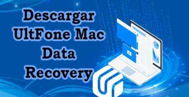descargar Ultfone Mac Data Recovery