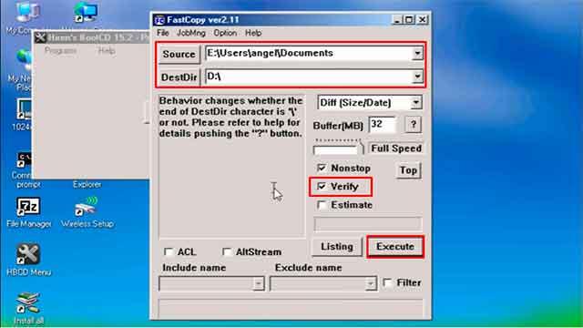 programa para recuperar archivos del disco duro