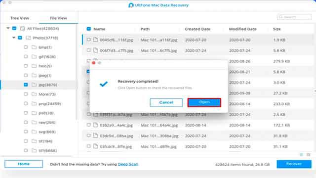 programas de recuperación de archivos