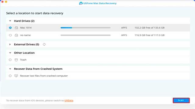 programas para recuperar archivos en dispositivos iOS