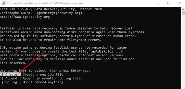 recupera archivos de usb o disco duro en formato raw