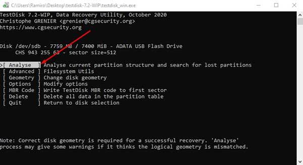 recuperar archivos de usb en formato raw