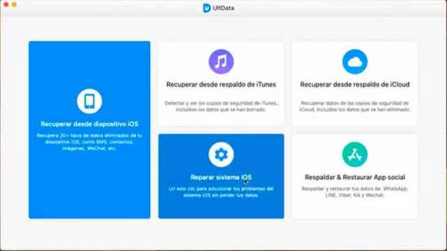 restaurar copia de seguridad iphone